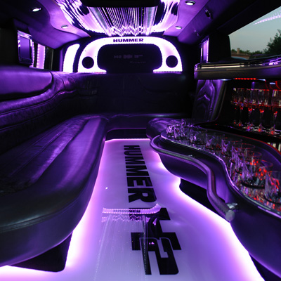 Tuning Hummer Limousine
